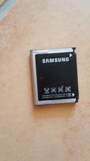 Samsung originaler Akku unbenutzt sowie