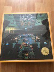 Puzzle Cockpit mit 1 200
