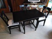 Ikea Esszimmer-Garnitur incl Stühlen