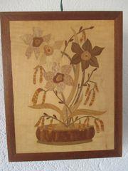 Bild mit Holzeinlagen