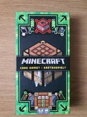 Minecraft Kartenspiel