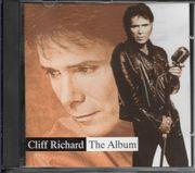 CD Cliff Richard THE ALBUM