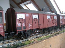 Modellbahn Spur 1 MBW Güterwagen: Kleinanzeigen aus Neustadt Mußbach - Rubrik Modelleisenbahnen