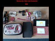 Nintendo 3 ds Rosa inkl