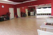 Tanzschule -übungsraum