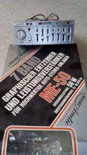 Autoverstärker McAudio 80ziger jahre top