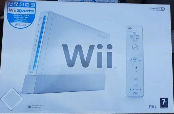 Nintendo Wii Spielkonsole