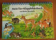 Mein Tier- Klappbilderbuch