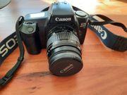 Canon Analoge Spiegelreflexkamera