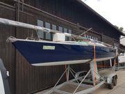 Segelboot Akros Segelyacht Von Werft