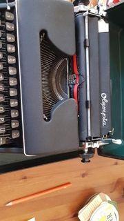 Oylmpia Schreibmaschine SM 2