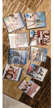 DVD und Blu Ray Mix