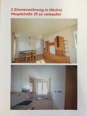 2 Zimmerwohnung in Höchst zu