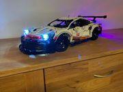 Porsche 911 RSR Technic Modell