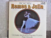 Prokofiev - Romeo Julia 3 Schallplatten -