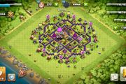 CoC Account TH 8 5000