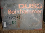Verkaufe DUSS P28S Bohr Meisselhammer