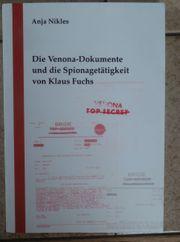 Die Venona-Dokumente und die Spionagetätigkeit