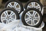 Winterkompletträder für Mercedes