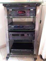 Stereoanlage 5 1 Yamaha Denon