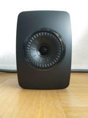 KEF LS 50 Stereo Lautsprecher