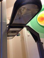 Mobiles Solarium mit Infrarot
