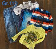 Kleiderpaket Gr 110