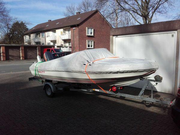 Offenes Motorboot Zeus Windsor 445