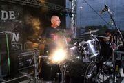 JA ich bin ein Drummer
