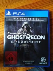 Ultimate Edition Ghost Recon Breakpoint