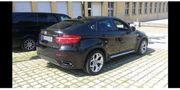 BMW X6 mieten 286PS