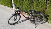 Kinder Fahrrad KTM Country schwarz