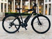 Carver Alu E-Bike E-MTB 28