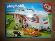 Playmobil Wohnwagen 5434