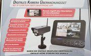 Überwachungs Kamera Set IP Kamera