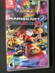 Mario Kart Nintendo Switch