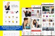 E-Commerce Shop-System automatisierter Online Shop