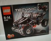 LEGO TECHNIC 8066 Geländewagen Sportwagen