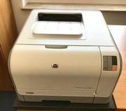 Drucker HP Color LaserJet CP1217