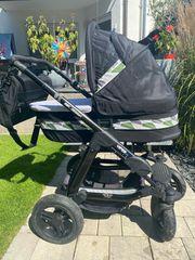 Kinderwagen 3 in 1 ABC-Design