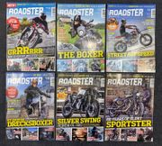 ROADSTER Motorrad Pur Magazin 6