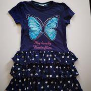2 Mädchenkleider Gr 122 128