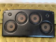 GOLF 4 Lautsprecher Rückbank Soundboard