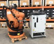 KUKA Roboter KR210 L150-2 mit