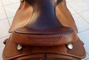Western Sattel - Equine Designs