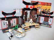 LEGO NINJAGO 2504 Spinjitzu Trainingszentrum