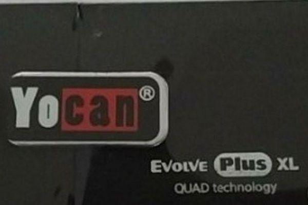yolcan Evolve Plus XL Vaporizer
