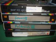 9 Video 2000 Cassetten - 4