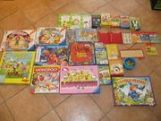 Kinderspiele von 4 - 7 Jahren