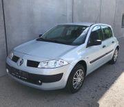 Renault Megane Limousine - Neu Vorgeführt